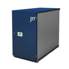 Модульные водогрейные конденсационные котлы JET