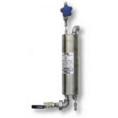 Охладитель проб для анализа котловой воды