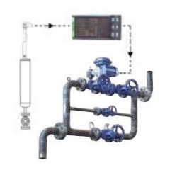 Группа модуляции уровня питательной воды с модуляционным клапаном