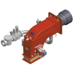 Промышленные горелки с отдельным вентилятором серии TP
