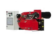 Модулируемые мазутные горелки серии FNDP средней мощности