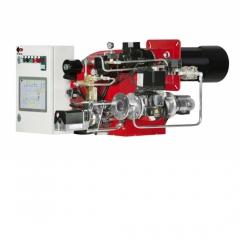 Двухступенчатые и модулируемые газо-дизельные горелки серии K большой мощности