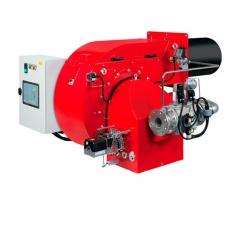 Модулируемые газовые горелки серии P и P/M с механической регулировкой