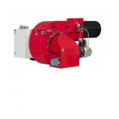 Модулируемые газовые горелки серии P и P/M с электрорегулировкой