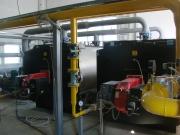 Котельная мощность 6,0 МВт для ОАО Полимерпласт