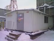 Пристроенная блочно-модульная котельная в г. Ижевск