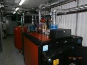 Водогрейная котельная для производственных объектов в населенном пункте Светлый