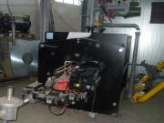 Водогрейная котельная мощностью 1,0 МВт для «Златоустовского водоканала», г. Златоуст.