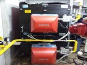 Водогрейная котельная на производственном предприятии