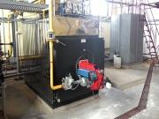 Паровая котельная на производство питьевой воды