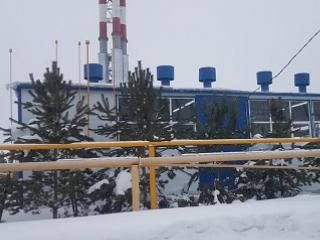 Запуск новой котельной в Самарской области